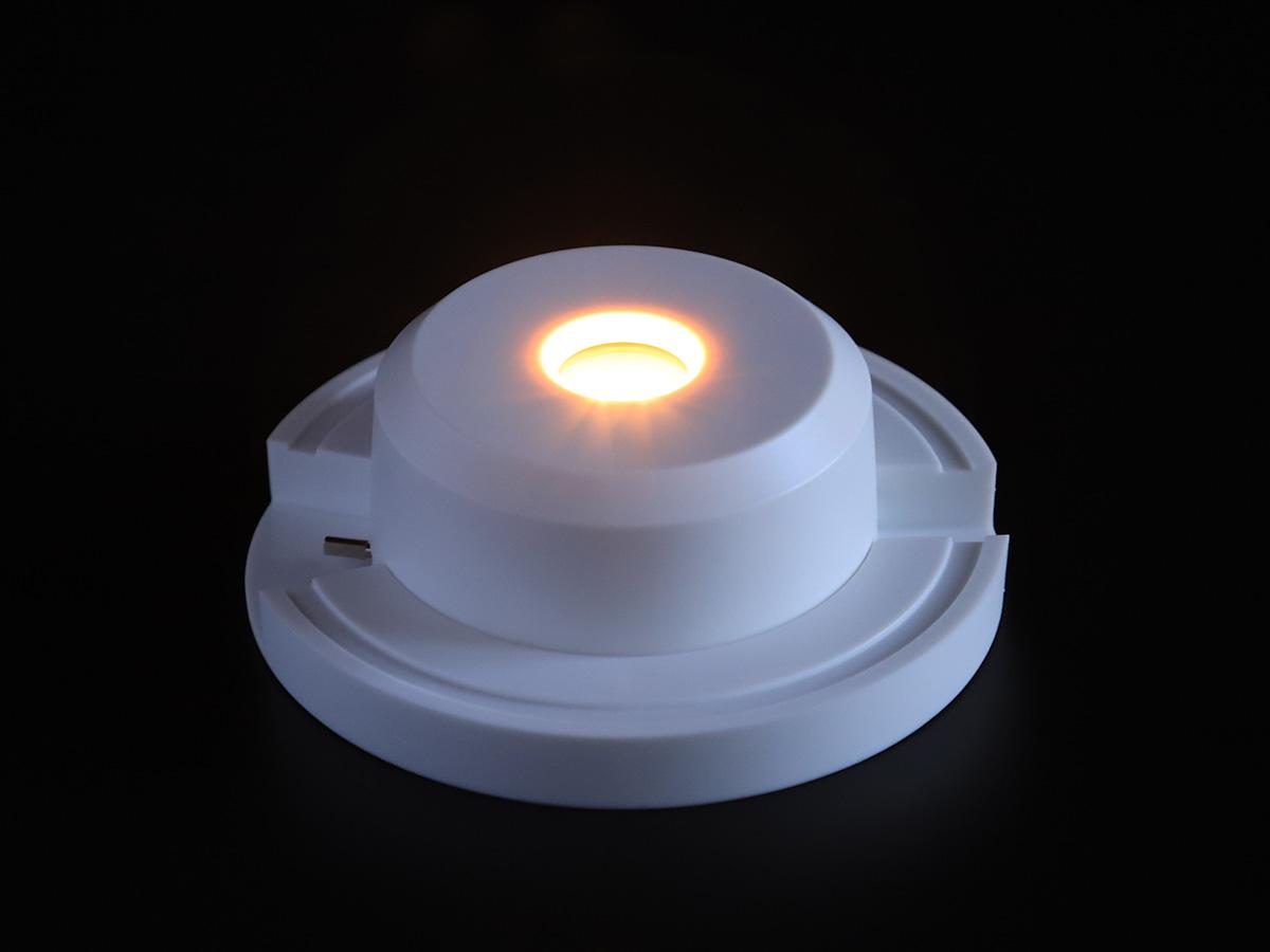 バッテリー充電式LED照明「YUMEKA」