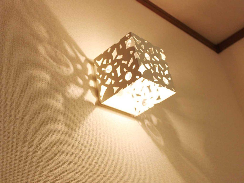 洋室のおしゃれな照明